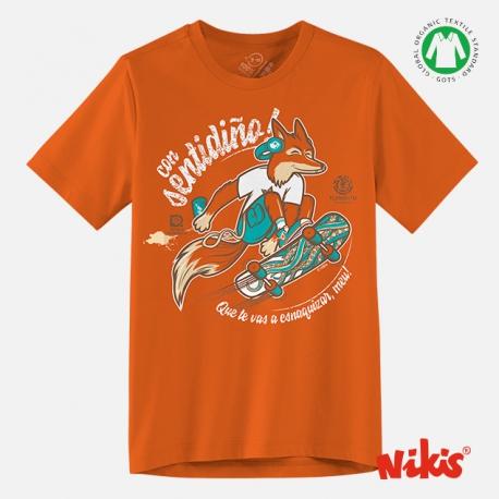Camiseta Sentidiño