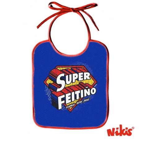 Babero SuperFeitiño