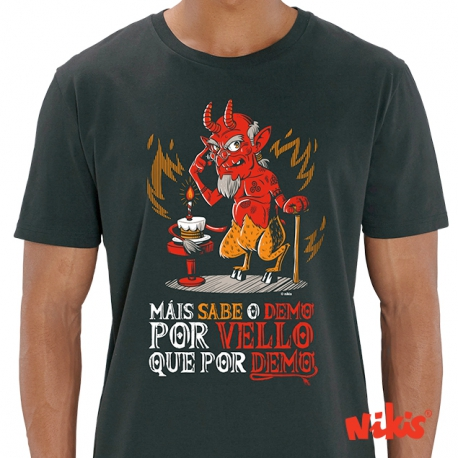 Camiseta Demo Vello