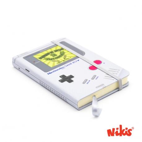 Caderno Game Boi