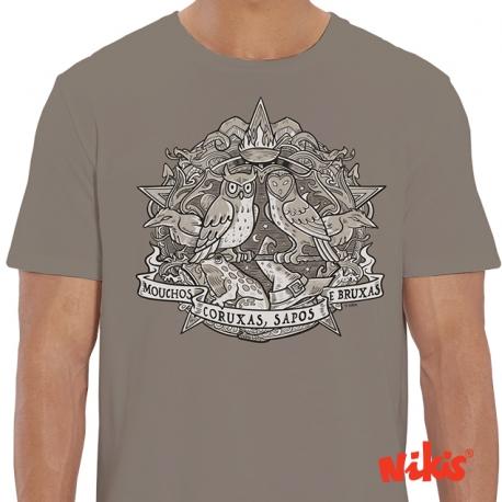 Camiseta Moucho Conxuro