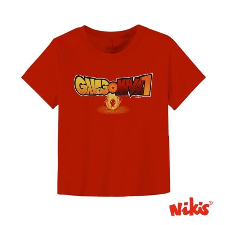 Camiseta Galego Nivel 1