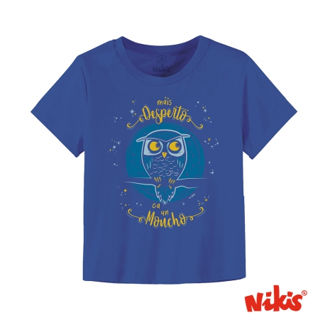 Camiseta Mouchiño bebe