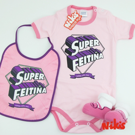 PACK BEBE SUPER FEITIÑA