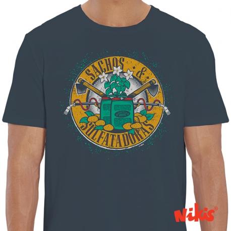Camiseta Sachos e Sulfatadoras