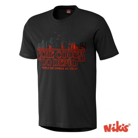 Camiseta Cousa do Demo