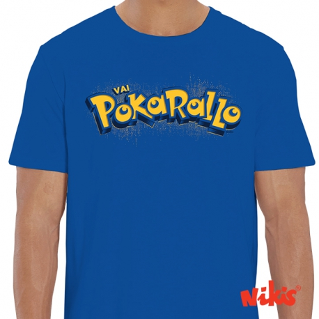 Camiseta Pokarallo