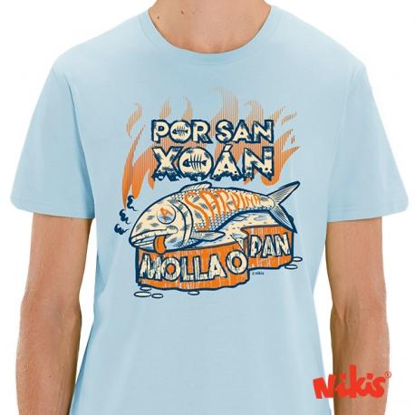 Camiseta San Xoan