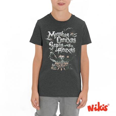 Camiseta Xurxo Potas neno