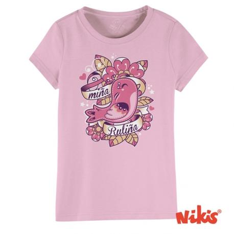 Camiseta Miña ruliña