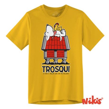 Camiseta Trosqui neno