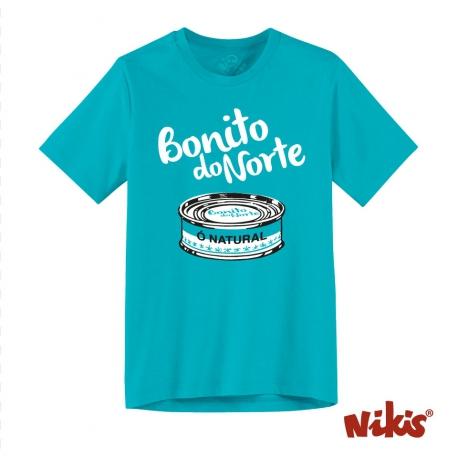 Camiseta Bonito de Norte niño