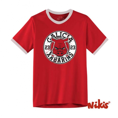 Camiseta Xabaríns Galicia niño