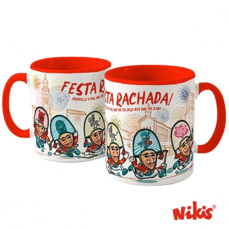 Taza Festa Rachada
