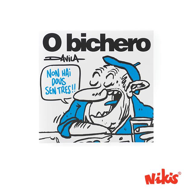 O BICHERO Nº 3
