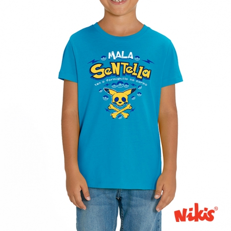 Camiseta Mala Sentella