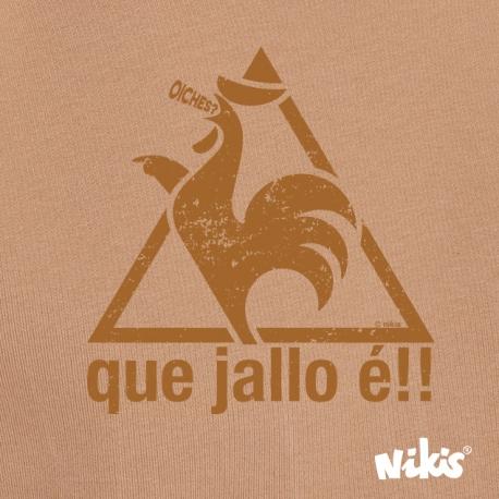 SUADOIRO PESCOZO QUE JALLO É !!!