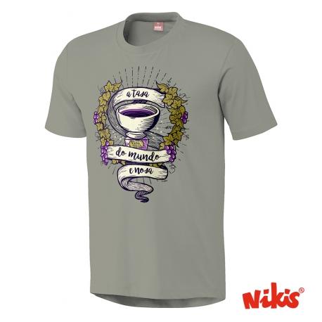 Camiseta Tasa do Mundo