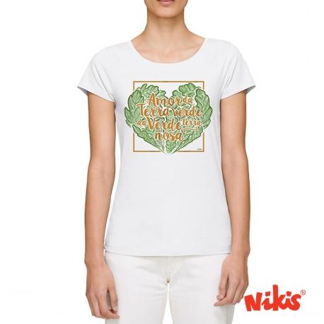 Camiseta Amor da Terra