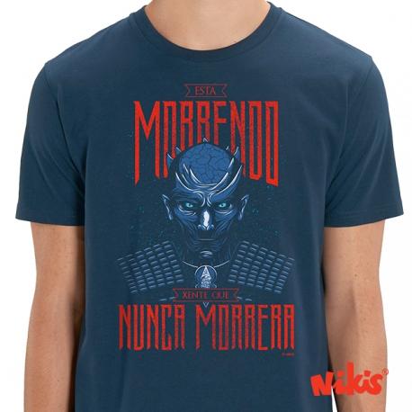 Camiseta Está Morrendo Xente