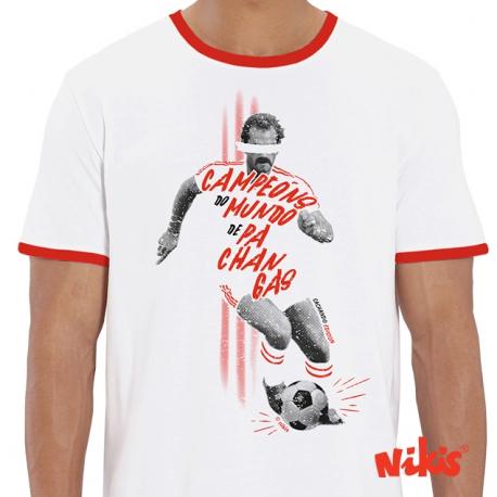 Camiseta Campeons das Pachangas