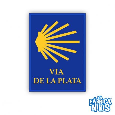 Parche Vía de La Plata