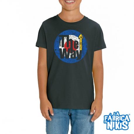 Camiseta The Way Niño