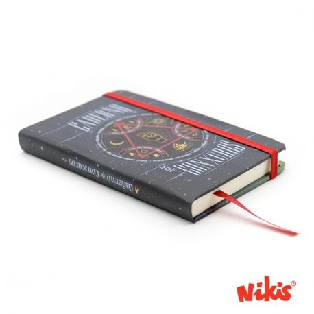 Libreta Caderno de Conxuros