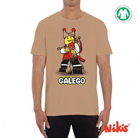 CAMISETA GALEGO FOLCLORICO