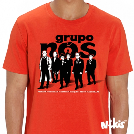 Camiseta Grupo Nós