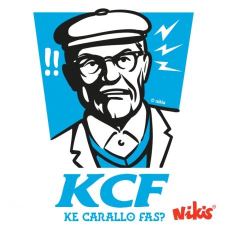 PEGATINA KCF