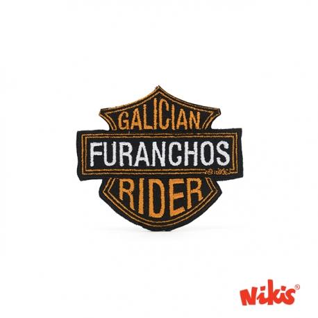 Parche Furanchos Rider