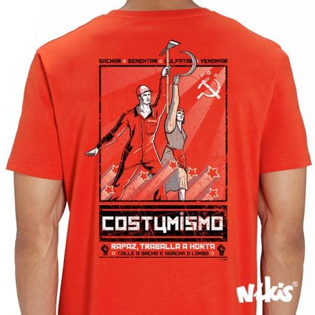 Camiseta Costumismo