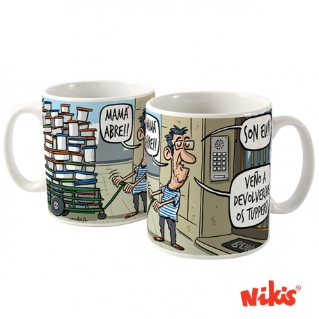 Taza Tuppers