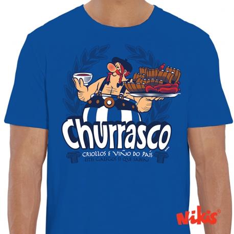 Camiseta Churrasquix