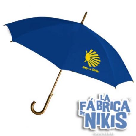 Paraguas Concha Camino