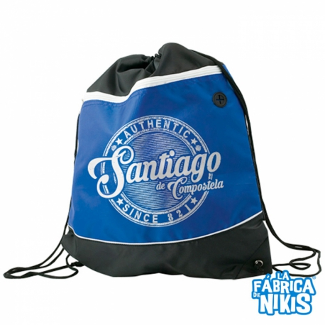 Mochila Authentic Santiago bicolor