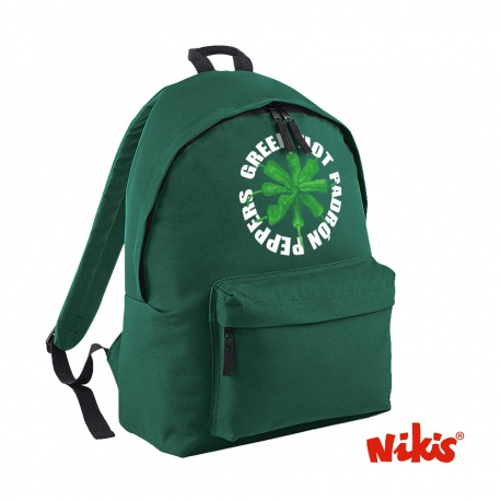 Mochila escolar Green Hot