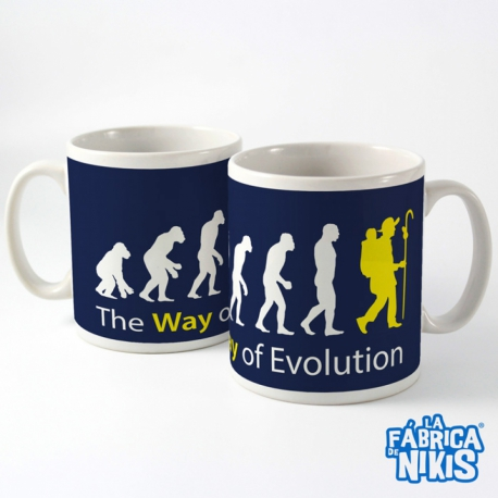 Taza The Way of Evolution