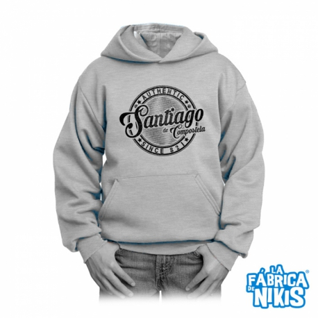 Sudadera Authentic Santiago niño