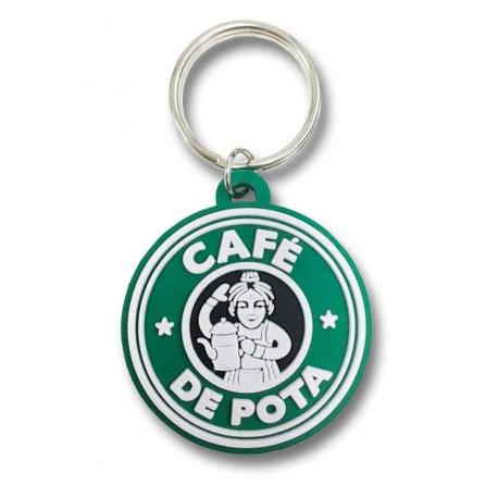 Chaveiro Café de Pota