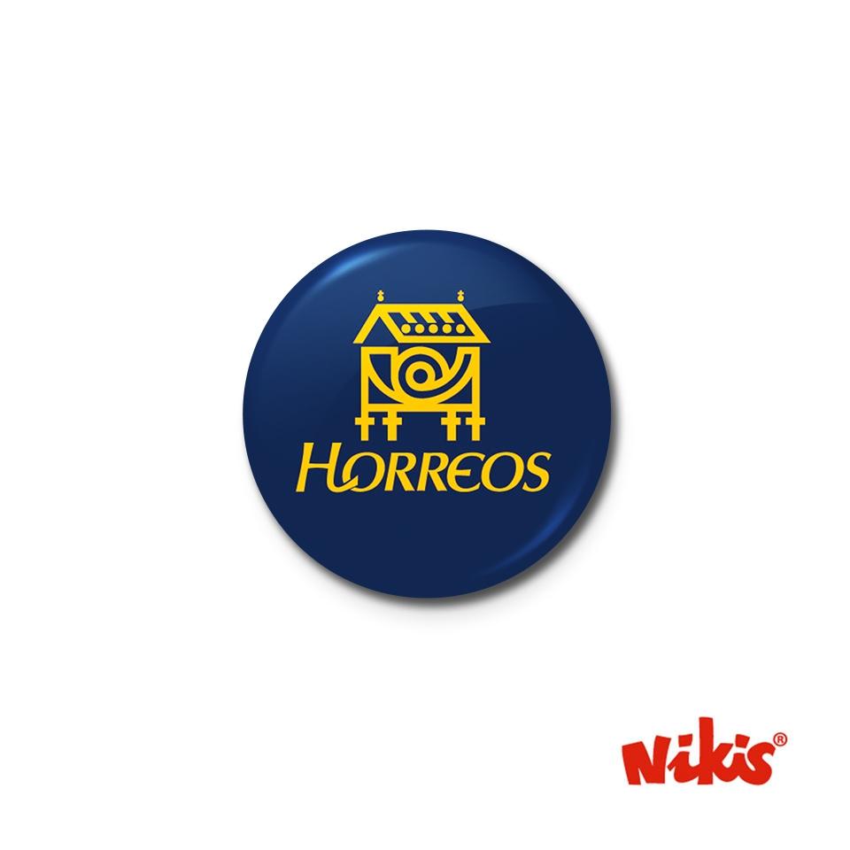 CHAPA HORREOS