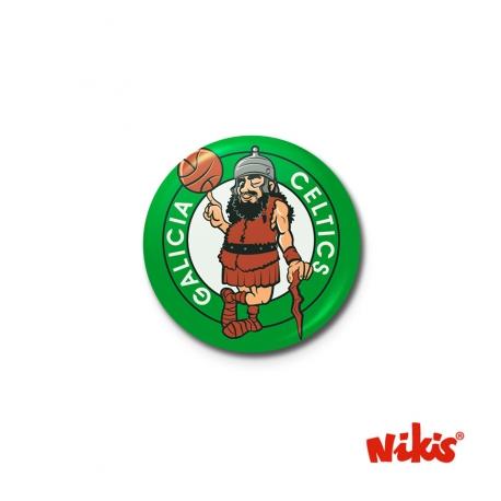 Chapa Galicia Celtics
