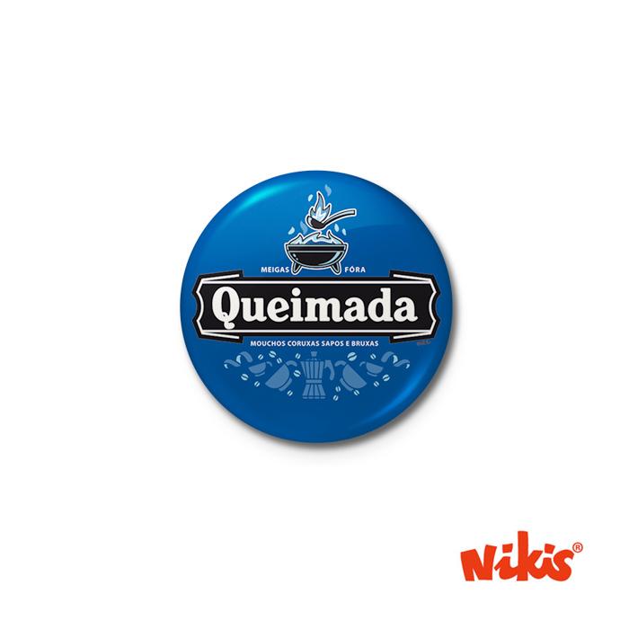 CHAPA QUEIMADA