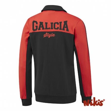 CHAQUETA GALICIA STYLE NEGRO