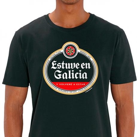 Camiseta Estuve En Galicia Negra