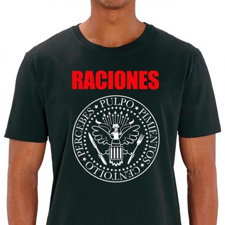 Camiseta Raciones de Galicia