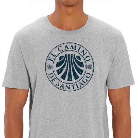 Camiseta Sello Camino de Santiago