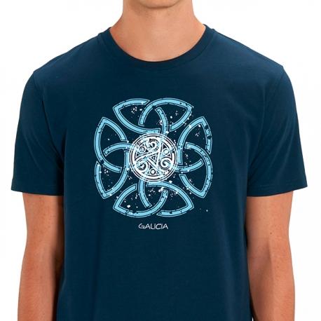 Camiseta Tribal Celta Galicia