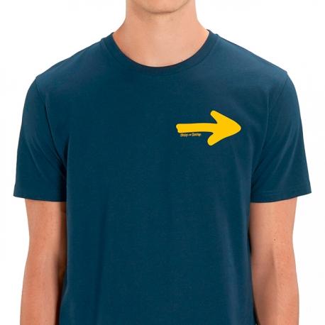 Camiseta Escudo Flecha Camino de Santiago